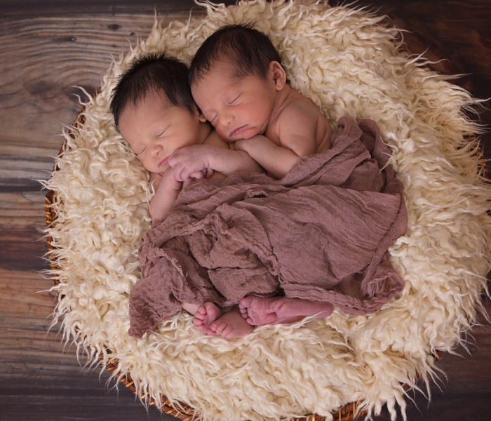 Exclusively Breastfeeding Twins Challenges