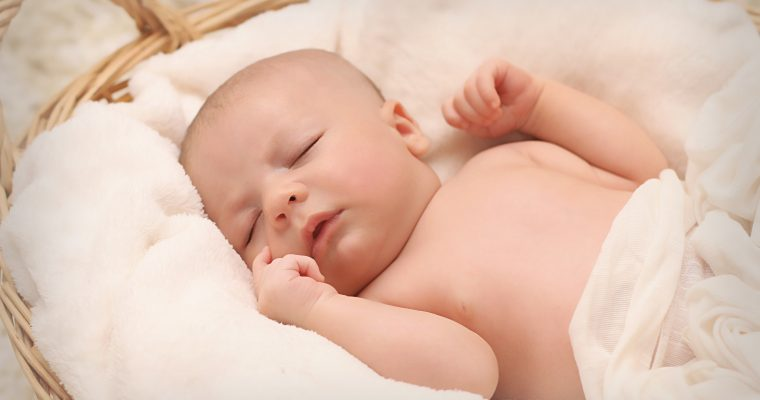 Get Your Baby To Sleep Through the Night – Top 5 Tips