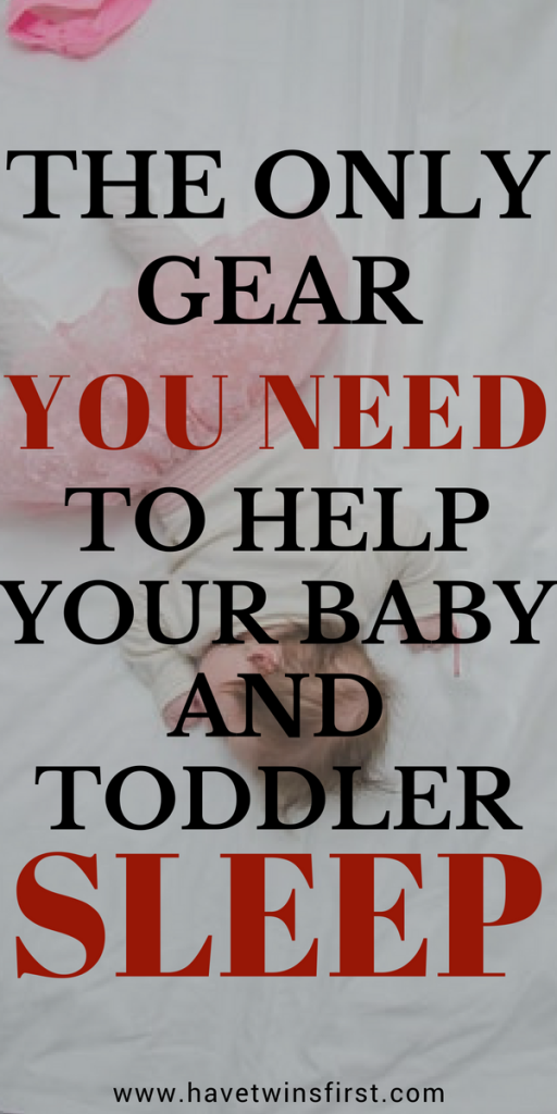 the best sleeping gear for babies and toddlers