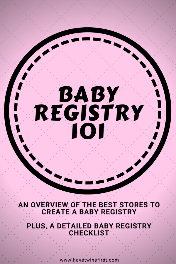 baby registry store recommendations