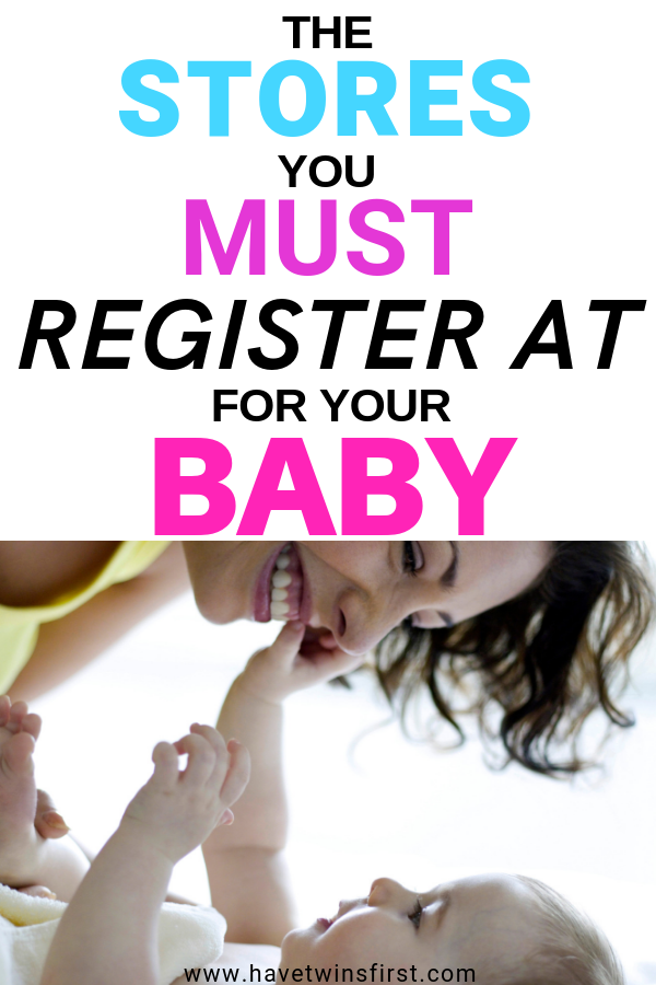 best places to register for baby