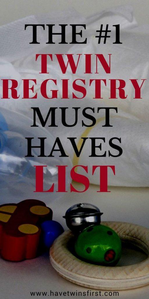twin registry checklist