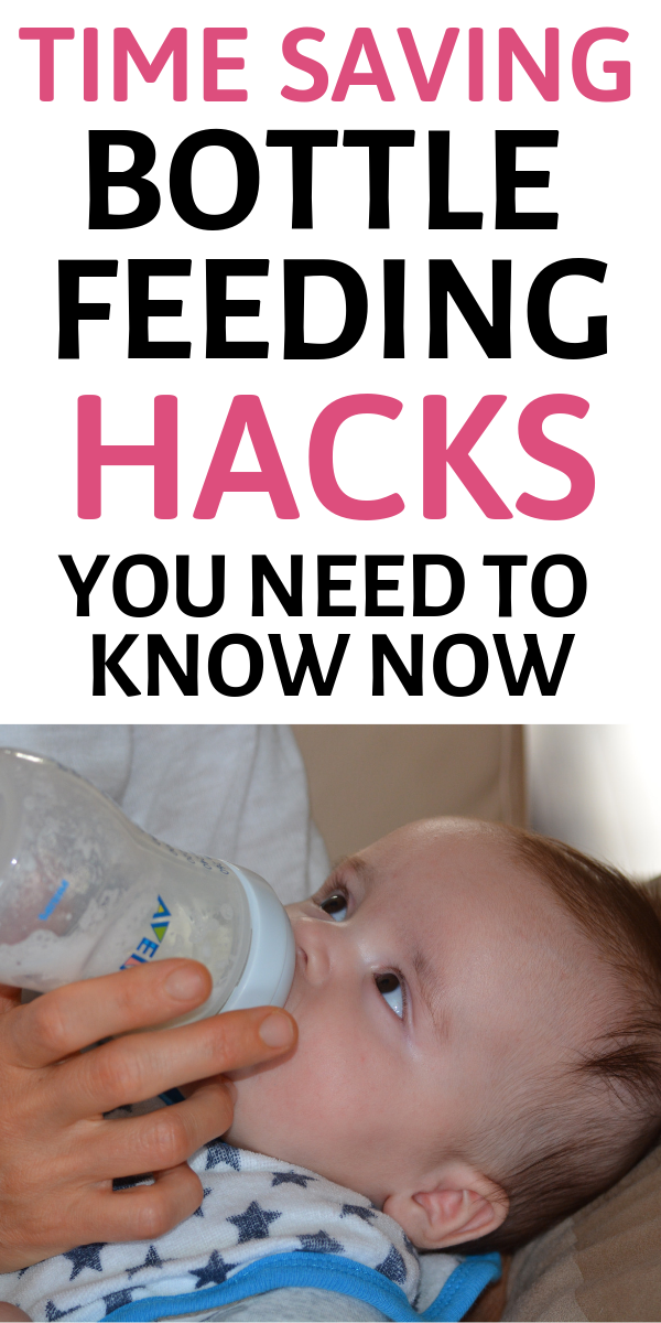 Time saving bottle feeding hacks you need to know now.