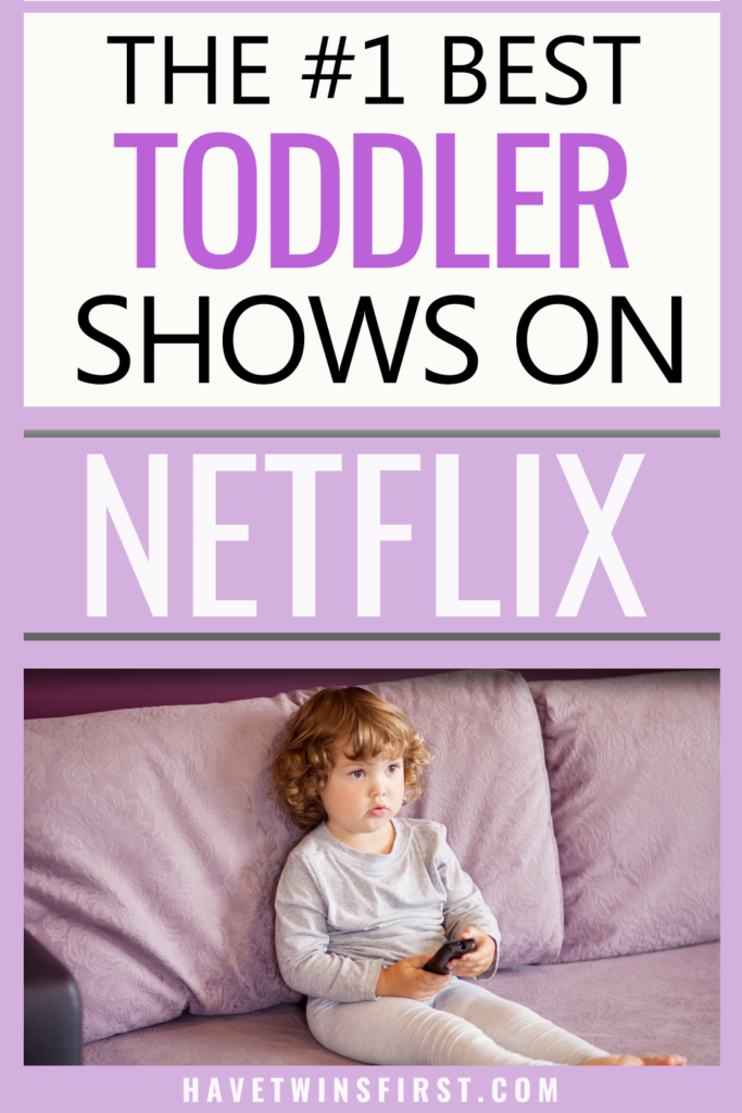 The #1 best toddler shows on Netflix.