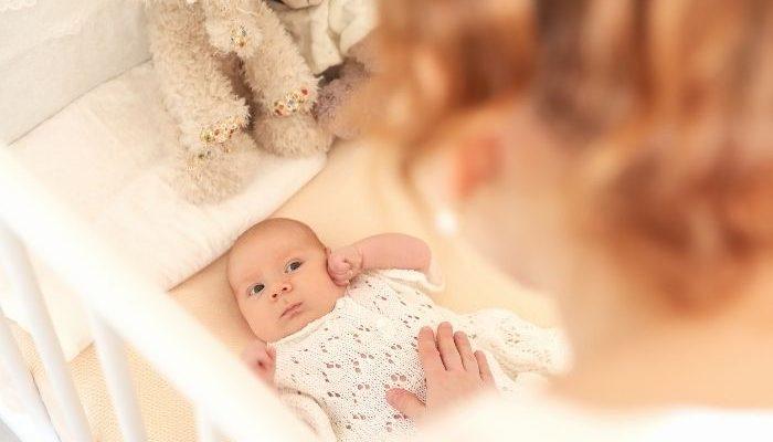 When To Start Putting Baby Down Awake